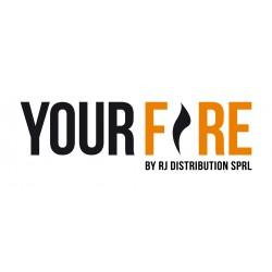 Yourfire - Cadre acier 51mm...